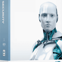 ESET NOD32 Cyber Security 1 год на 1 ПК