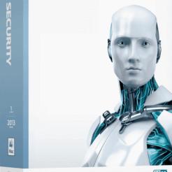 ESET NOD32 Cyber Security 1 год на 1 ПК