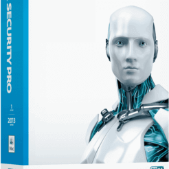 ESET NOD32 Cyber Security Pro 1 год на 1 ПК
