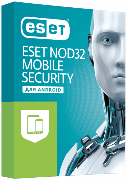 ESET NOD32 Mobile Security 1 год на 3 устр
