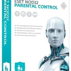 ESET NOD32 Parental Control 1 год 1 устр