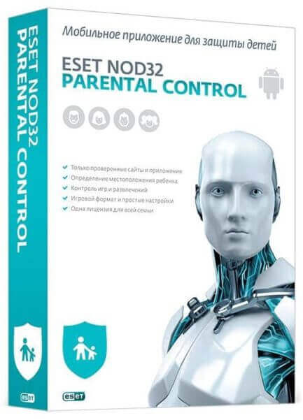 ESET NOD32 Parental Control 1 год 1 устр