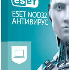 ESET NOD32 Антивирус 1 годна 1 ПК