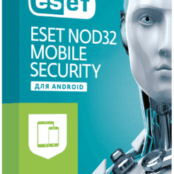 ESET NOD32 Mobile Security 1 год на 1 устр