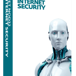 ESET NOD32 Internet Security - лицензия на 1 год на 3ПК