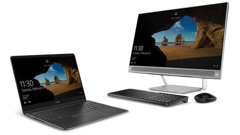 Сравнение Windows 10 Pro и Windows 10 Домашняя