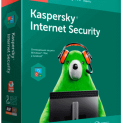 Kaspersky Internet Security - 1 год на 5 ПК