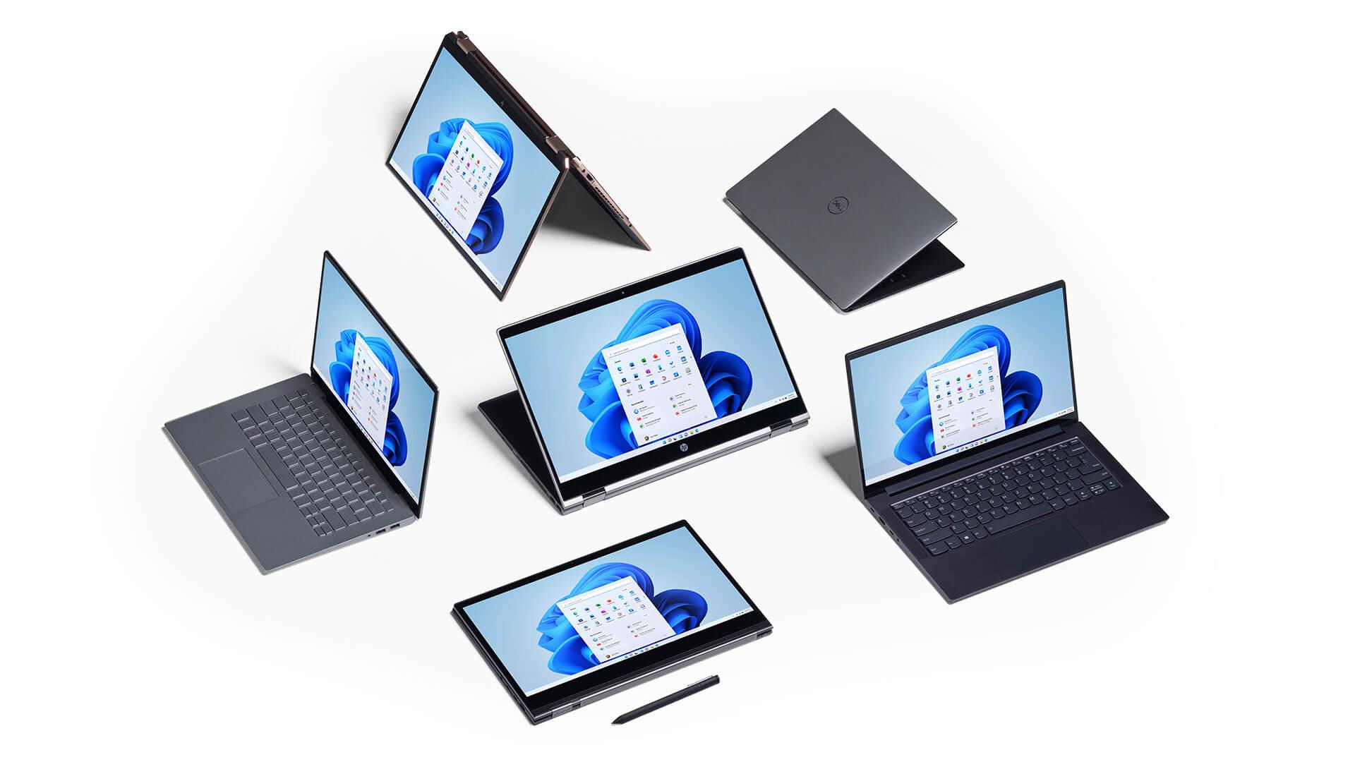 Представляем Windows 11